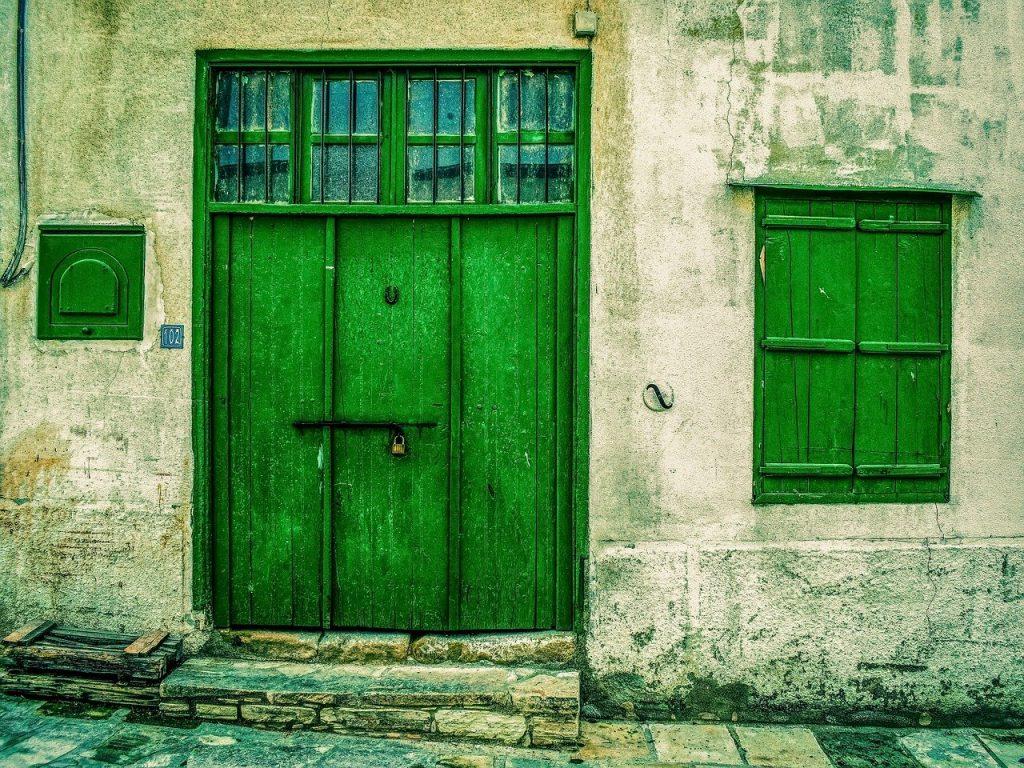 door, doorway, entrance